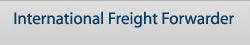 International Freight Forwarder